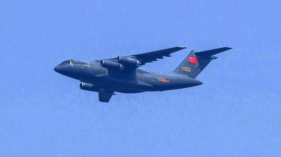 Biển Đông: Ý đồ của Trung Quốc khi chiến cơ áp sát không phận Malaysia