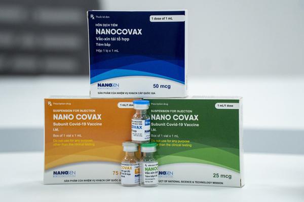Nanogen xin cấp phép khẩn cấp vắc xin Covid-19 Nanocovax