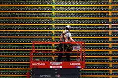 Những mỏ Bitcoin khổng lồ đang rời khỏi Trung Quốc