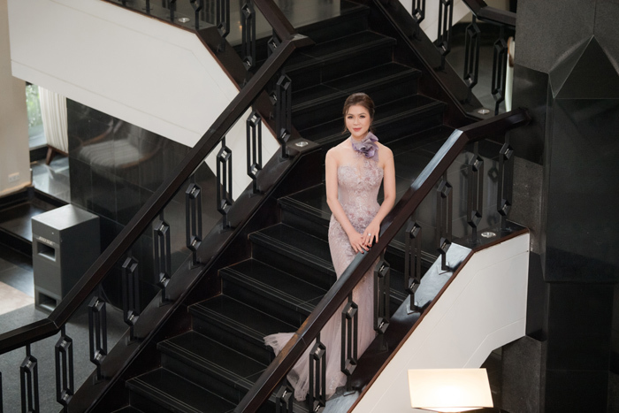Nữ hoàng trang sức 2009 Diễm Hương làm giám khảo