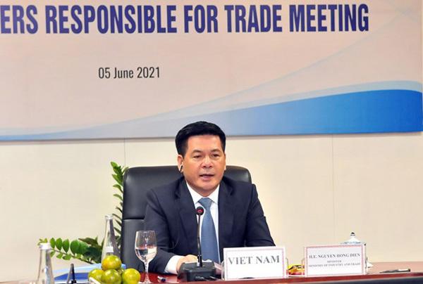 APEC supply chains