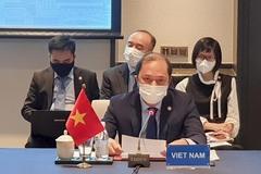 ASEAN và Trung Quốc nhất trí sớm nối lại đàm phán Bộ quy tắc ứng xử ở Biển Đông