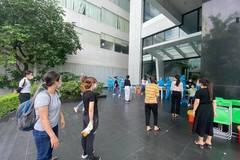 Sự thật phong tỏa tòa nhà 144 Cộng Hòa, nhân viên chạy tán loạn