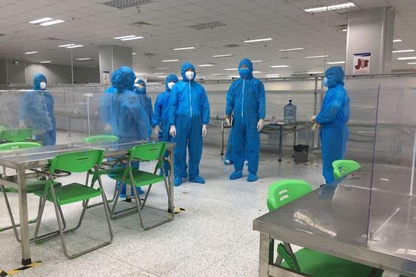 Bắc Ninh lý giải 7 ca mắc Covid-19 'lọt' vào nhà máy dù đã xét nghiệm