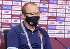 HLV Park Hang Seo: Tuyển Việt Nam không ngủ quên trên chiến thắng