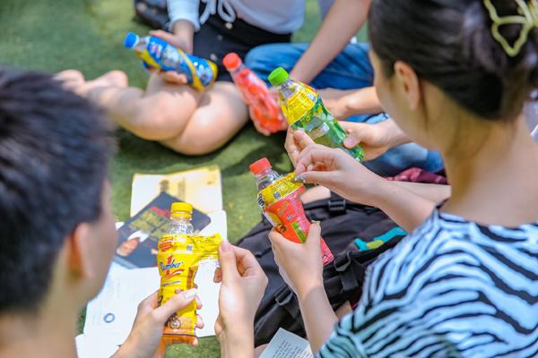 Nông dân Quảng Ngãi uống Trà Xanh Không Độ trúng 100 triệu đồng