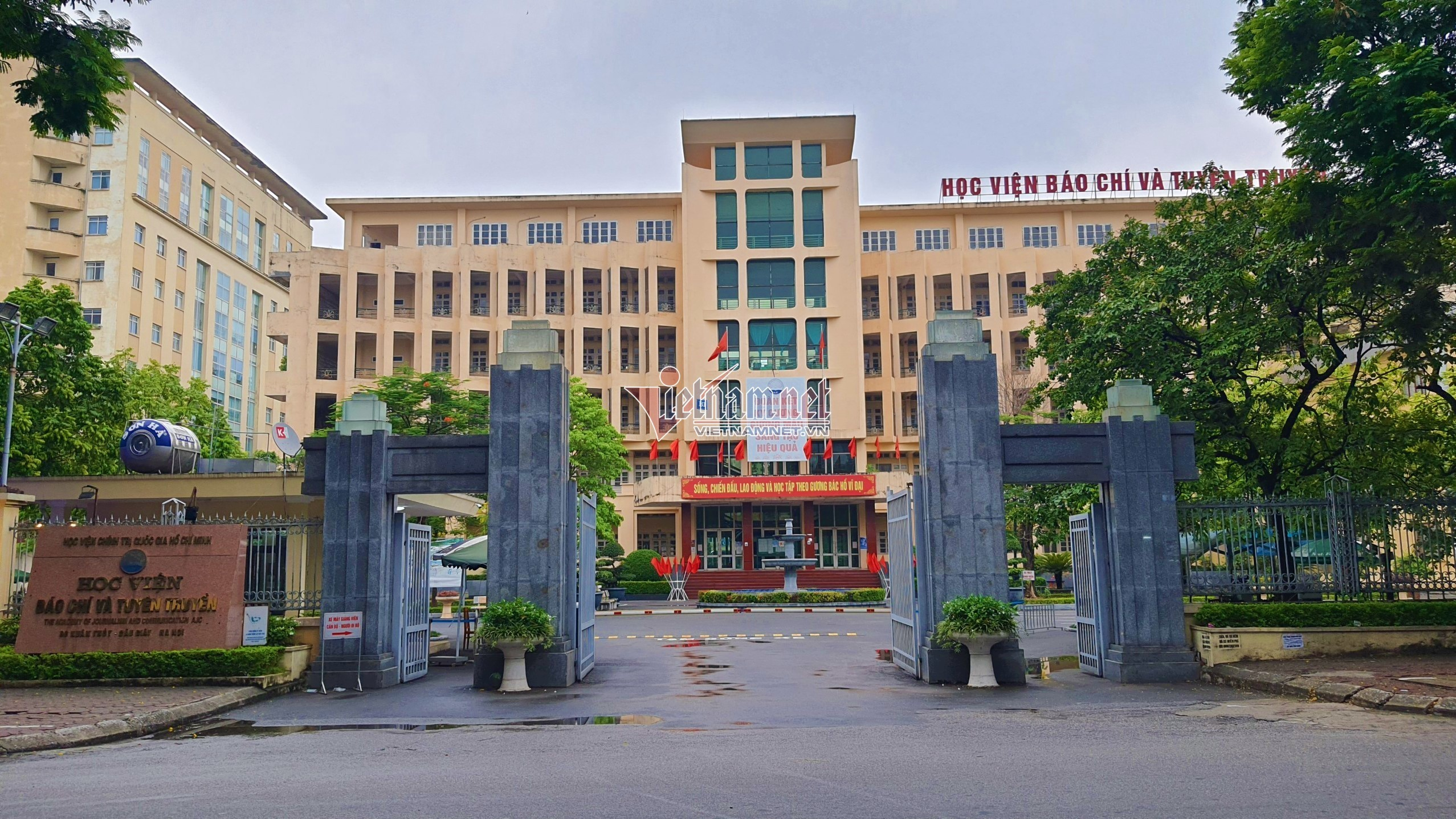 Học viện Báo chí Tuyên truyền lên tiếng về quyết định thu học phí gây tranh cãi