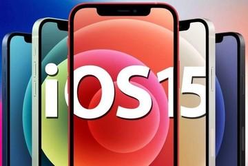 Các thiết bị cập nhật được iOS 15, iPadOS 15