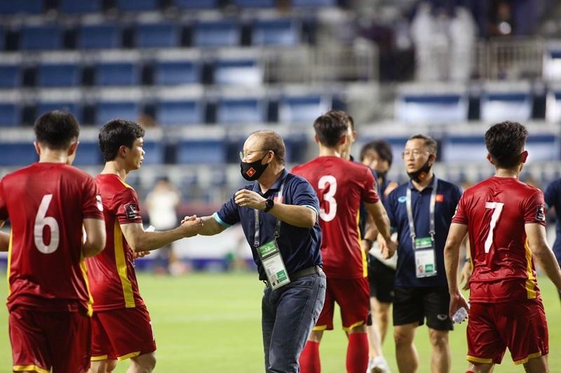Báo Hàn lên 'kịch bản' Việt Nam lấy vé World Cup 2022