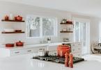Cách người Nhật bố trí nội thất trong gian bếp nhỏ