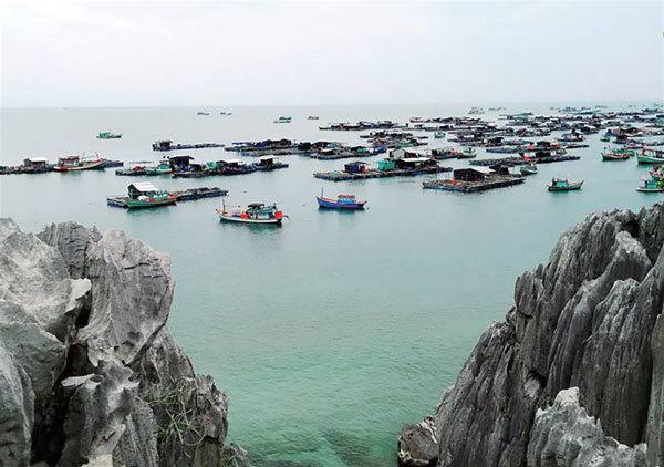 Kien Giang travel,Hon Nghe Island