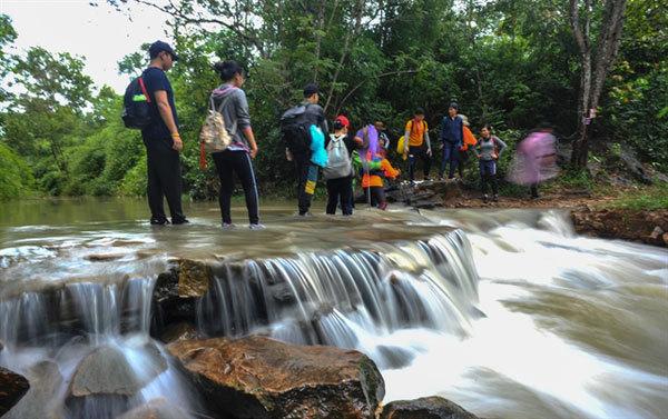 Camping,Boi River,Hoa Binh travel