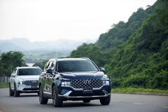 Hyundai SantaFe 2021: Chinh phục người dùng từ mọi góc độ