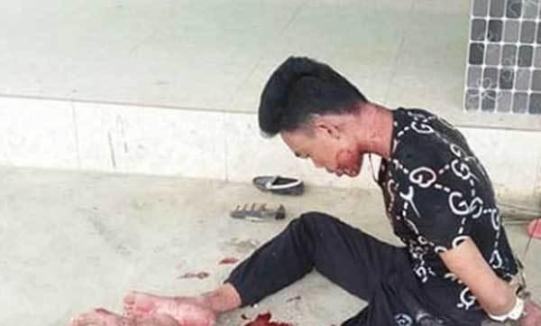 Ngáo đá, giết vợ rồi cắt cổ tự sát