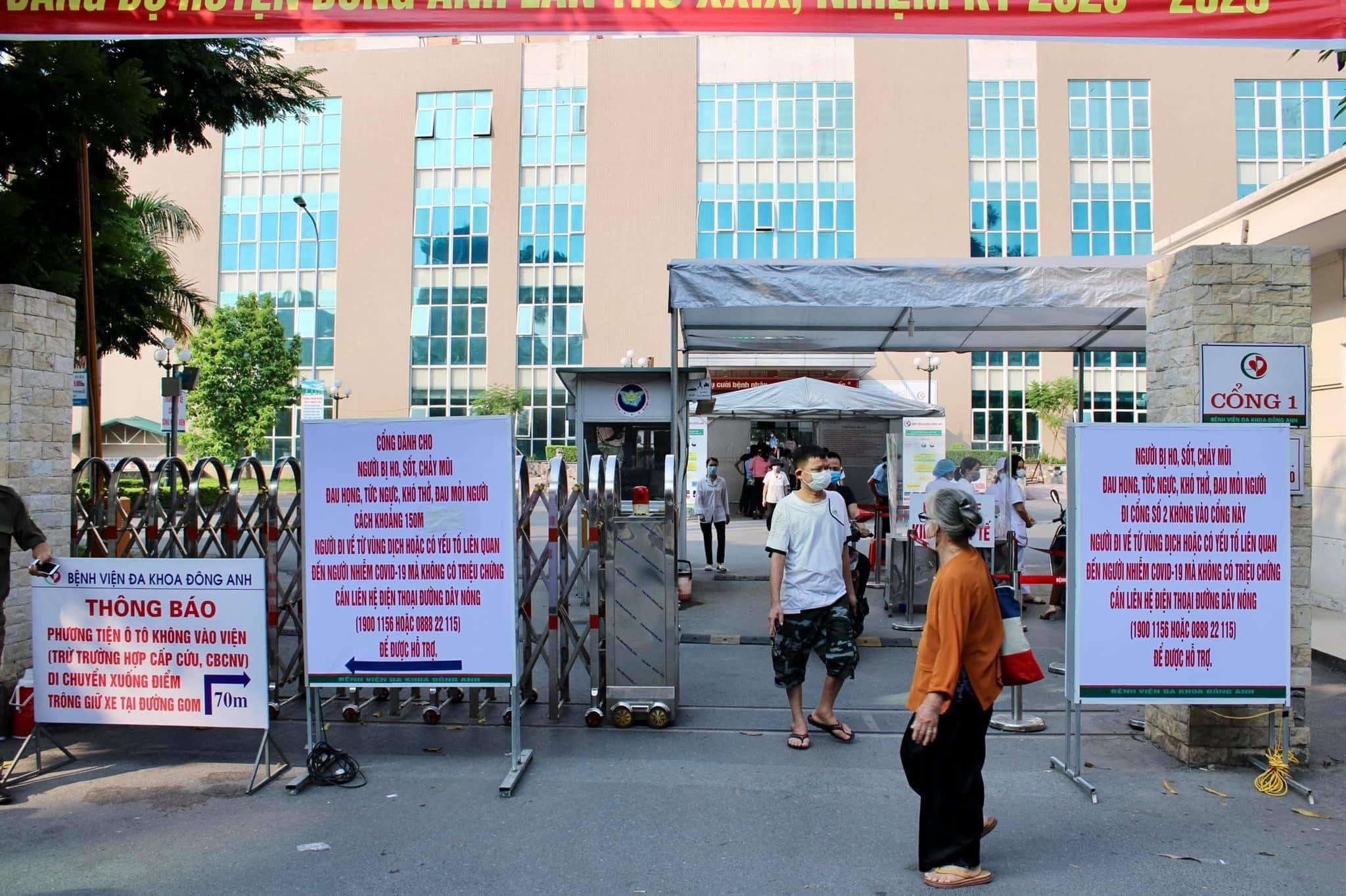 Sản phụ 21 tuổi ở Hà Nội đẻ rơi khi đang khai báo y tế