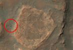 Tàu thám hiểm của NASA bị chôn vùi trên Hỏa tinh