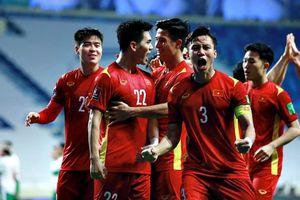 """Tuyển Việt Nam """"chơi đẹp"""" nhất Đông Nam Á ở vòng loại World Cup"""