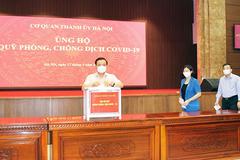 Hà Nội chung tay sớm hiện thực mục tiêu tiêm vắc xin cho người dân TP