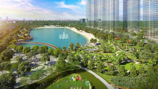 Imperia Smart City - thành phố xanh vệ tinh phía tây Hà Nội