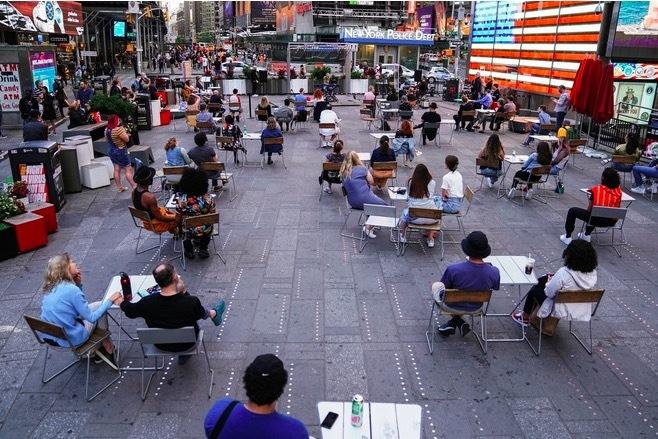 New York định tổ chức nhạc hội mừng 'tái sinh' sau đại dịch