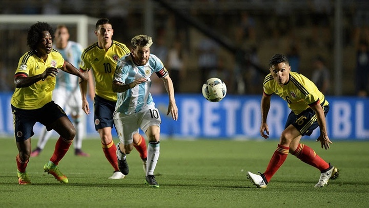 Link xem trực tiếp Argentina vs Colombia: Bán kết Copa America