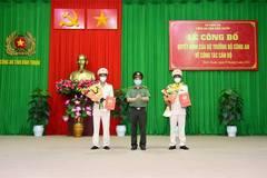 Trưởng công an cửa khẩu Tân Sơn Nhất làm Phó Giám đốc Công an Bình Thuận