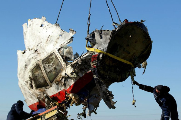Có bằng chứng máy bay MH17 do tên lửa Buk bắn rơi