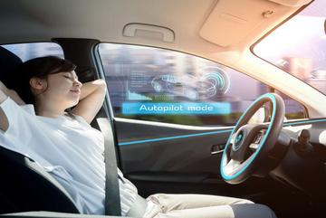 Cái tên nào khiến Google, Tesla phải dè chừng trong cuộc đua xe tự lái?