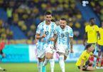 Colombia 0-2 Argentina: Albicelestes quá nhanh, quá nguy hiểm (H1)