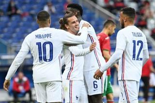 Griezmann, Giroud giúp Pháp chạy đà hoàn hảo cho EURO