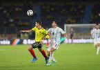 Video bóng đá Colombia 2-2 Argentina