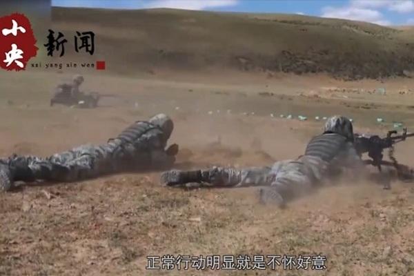 Trung Quốc tập trận gần biên giới, Ấn Độ theo dõi 'nhất cử nhất động'