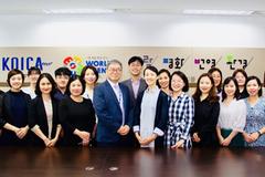 KOICA hỗ trợ Việt Nam 1 triệu USD lắp 40 máy đo thân nhiệt từ xa
