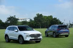 Ra mắt Hyundai SantaFe 2021, giá từ hơn 1 tỷ đồng