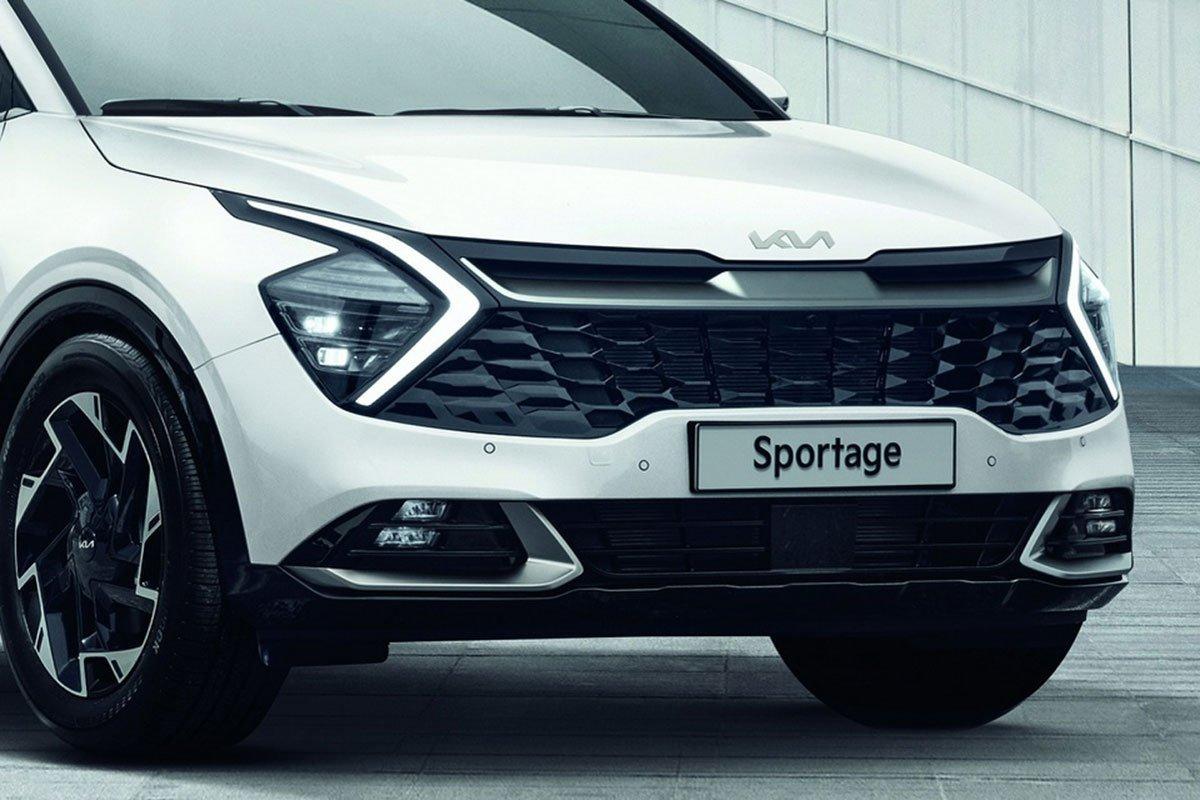 Kia Sportage 2022: Thiết kế mãn nhãn, 'bom tấn' mới trong phân khúc