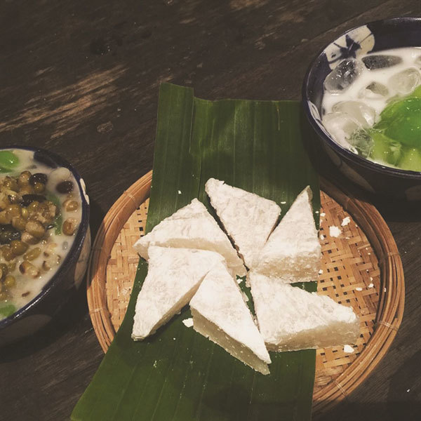 A sweet treat from Vietnam's coconut capital