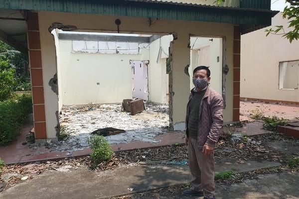 Đề nghị truy tố Nguyễn Xuân Đường cùng con nuôi tội xâm phạm chỗ ở công dân