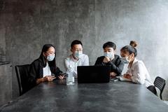 Quản lý nhóm làm việc hiệu quả giữa mùa dịch Covid-19