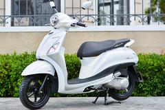 Xe ga 125 cc có phanh ABS: Từ 40 đến 400 triệu đồng