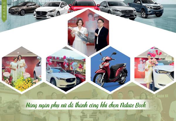 Hơn 100 cửa hàng nhượng quyền The Nature Book 'phủ sóng' khắp Việt Nam