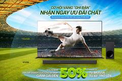 Sony Việt Nam tung khuyến mãi hấp dẫn chào đón UEFA Euro 2021