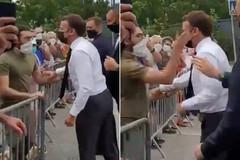 Tổng thống Pháp Macron nói gì về vụ bị tát?