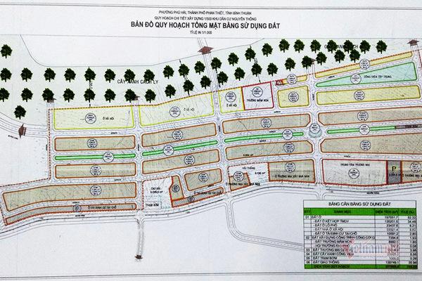 Chủ đầu tư không có năng lực vẫn 'xí đất', Bình Thuận chấm dứt hoạt động loạt dự án