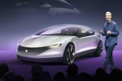 Apple muốn công ty Trung Quốc sản xuất pin xe điện tại Mỹ