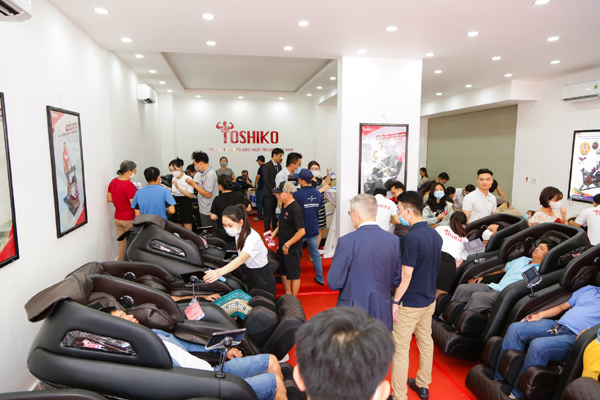 Toshiko Việt Nam - chăm sóc sức khỏe người Việt bằng công nghệ Nhật