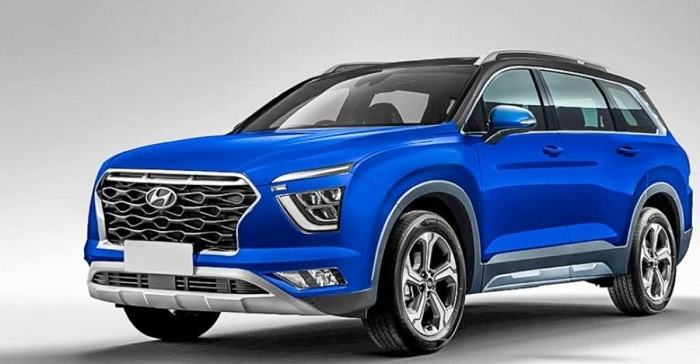 Hyundai Alcazar tại Ấn Độ giá chỉ bằng 402 triệu VND