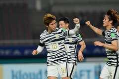 Thắng '5 sao', Hàn Quốc chính thức đi tiếp ở vòng loại World Cup
