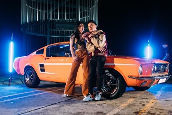 Hoàng Tôn kết hợp LyHan trong MV mới