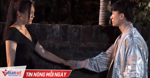 'Hương vị tình thân' tập 38, Huy qua đêm với Thy sau khi cùng đi trốn