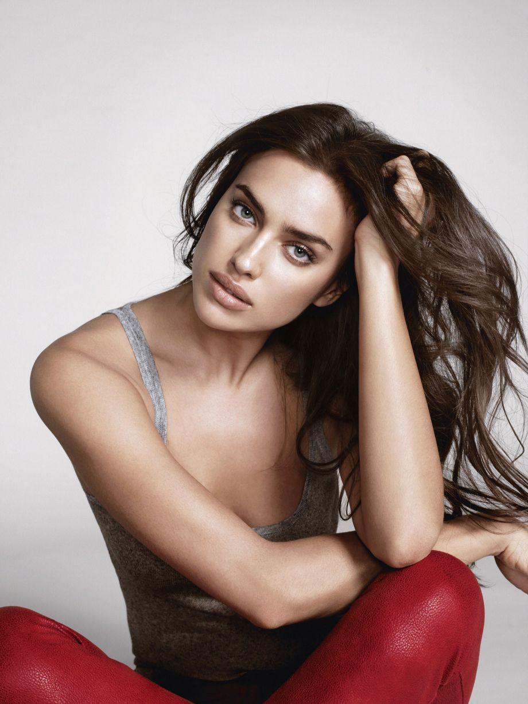 Thân hình nóng bỏng của siêu mẫu Irina Shayk đang hẹn hò Kanye West